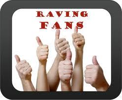 raving fan